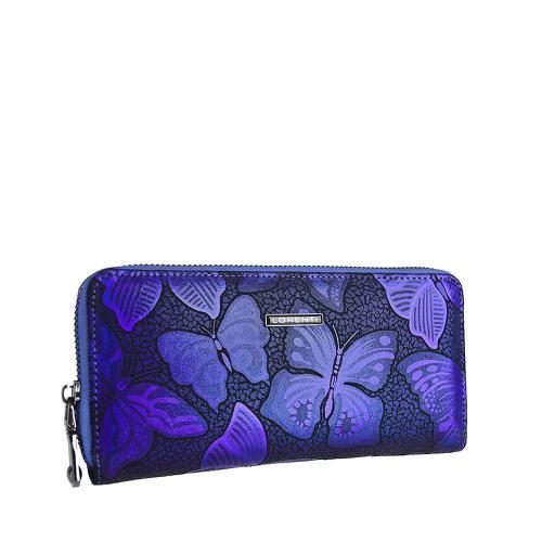 Peněženka Lorenti modrá 77006 NBF