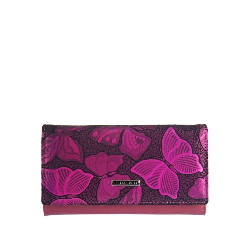 Peněženka Lorenti pink 76114 NBF