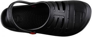 COQUI sandály černé 6305