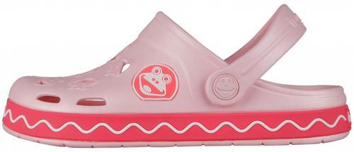 COQUI sandály růžové 8801