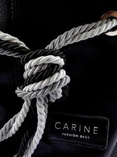 Kabelka Carine černá  BCS 156