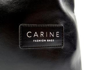 Kabelka Carine černá eko kůže 20