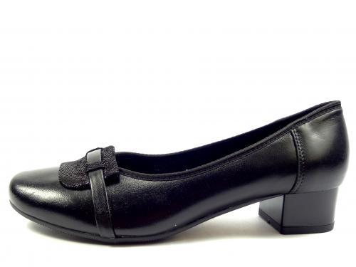 Lodička Aurelia černá 2788