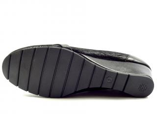 Alpina obuv klínek černá 8979