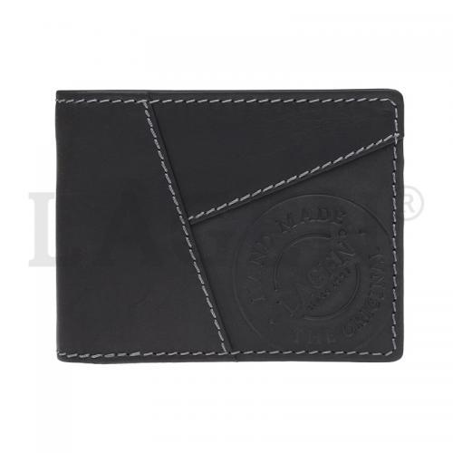 Lagen peněženka černá 51148