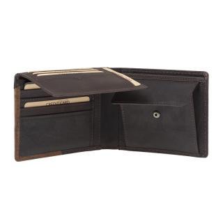 Lagen peněženka hnědá 51148