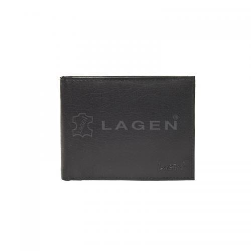 Lagen peněženka černá V/3