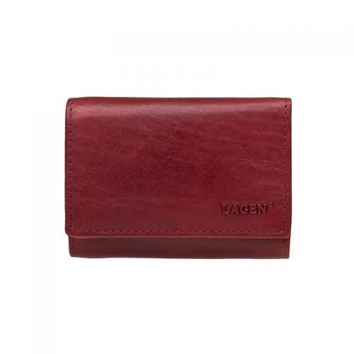 Lagen peněženka red LM 2520/T