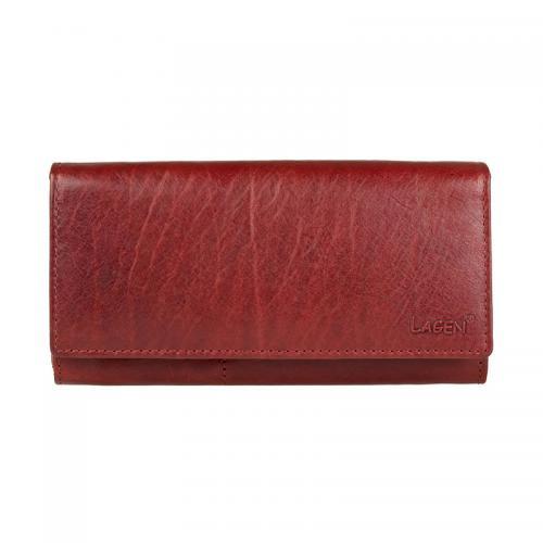 Lagen peněženka red V102T