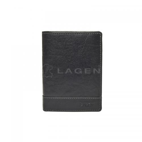 Lagen peněženka černá V26/T