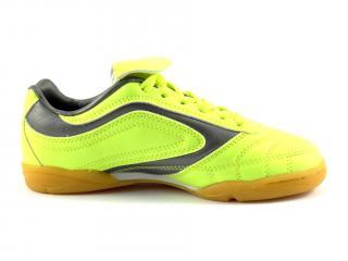 Sálová obuv Texevo limet grey SOC 9008