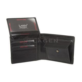 Lagen peněženka černá 1996/T