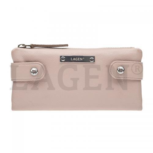 Lagen peněženka pink 958