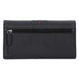 Lagen peněženka black red 4153
