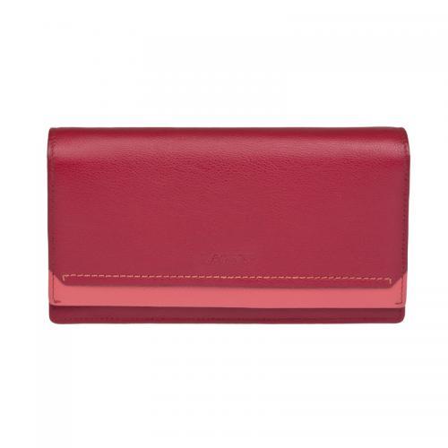 Lagen peněženka red coral 10181