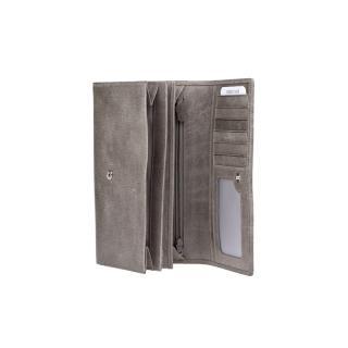 Lagen peněženka ash black 10183