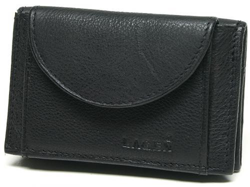 Lagen peněženka černá W/2030