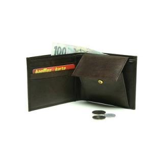 Lagen peněženka hnědá W 8120