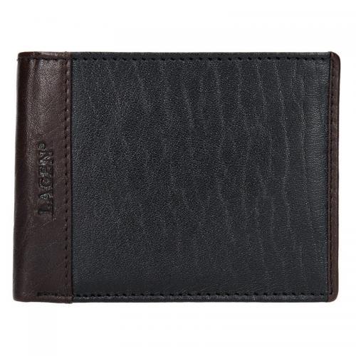 Lagen peněženka černá 5433