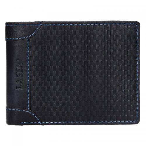 Lagen peněženka navy 5434