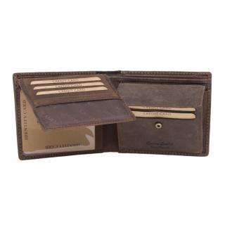 Lagen peněženka hnědá PW/525