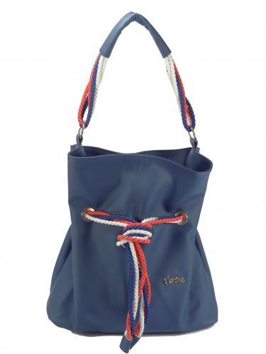Carine kabelka granát trikolora 156
