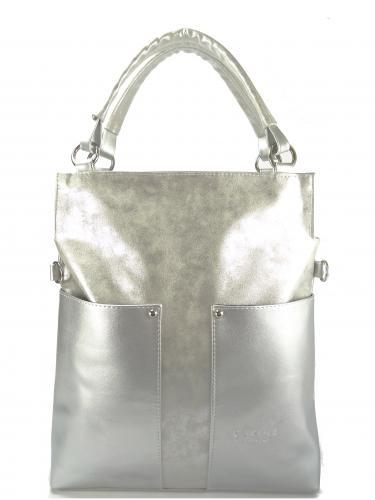 Carine kabelka stříbrná 224