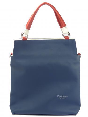 Carine kabelka trikolora granát C20