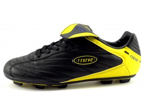 Kopačky černo žluté SOC 3862K