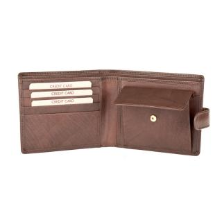 Lagen peněženka hnědá E 1036