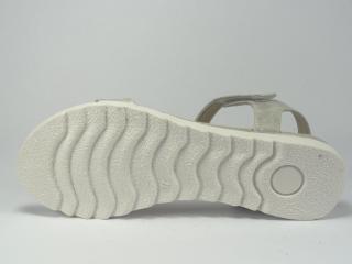 Sandál Eveline silver 5C029Z03