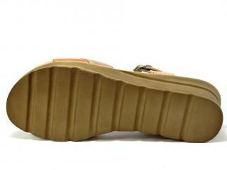 Sandál Grodecki růžový 1222