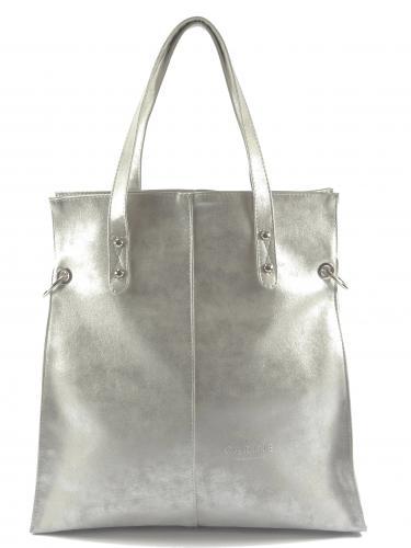 Carine kabelka stříbrná 177