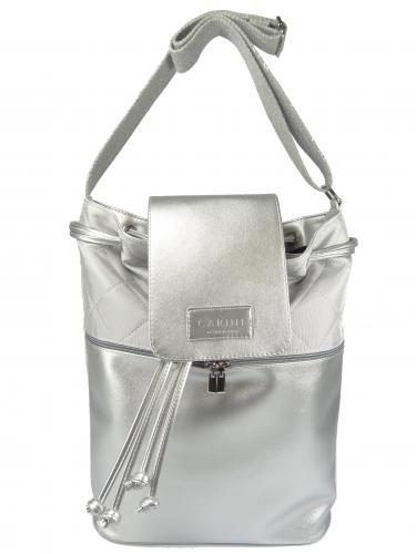 Carine kabelk silver prošívaná 1901