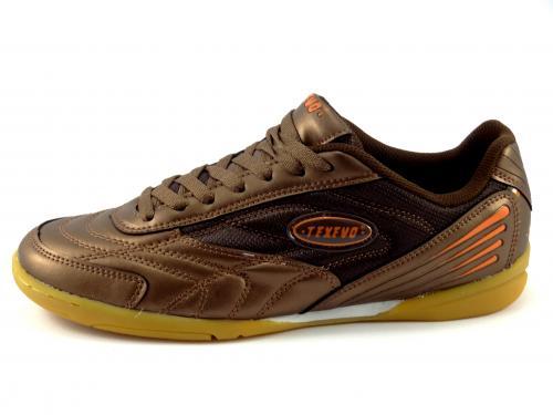 Sálová obuv bronzově hnědá SOC 9019