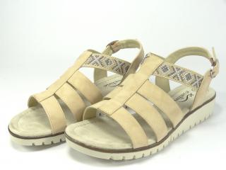 Sandál Eveline beige 5C020Z30A