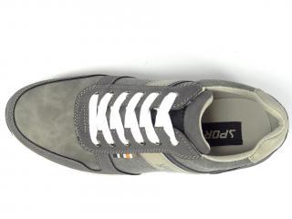 Polobotka Sportif šedá HSZ2982
