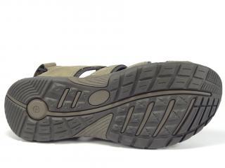 Sandal Sportif šedá ST7398