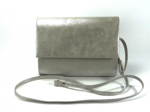 Psaníčko P0535/50 stříbrné patinka
