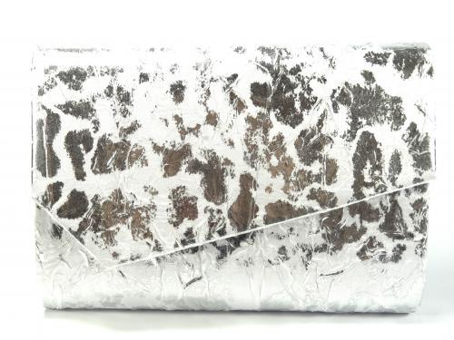 Psaníčko P0401/206 stříbrná