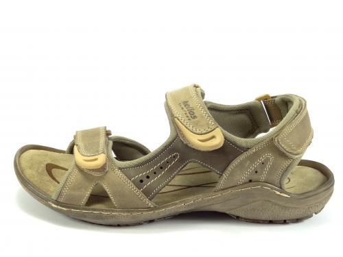 Sandál Helios béžový 853
