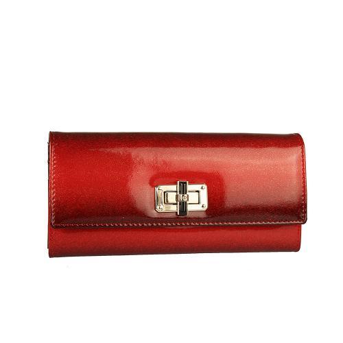 Peněženka Loren dámská červená