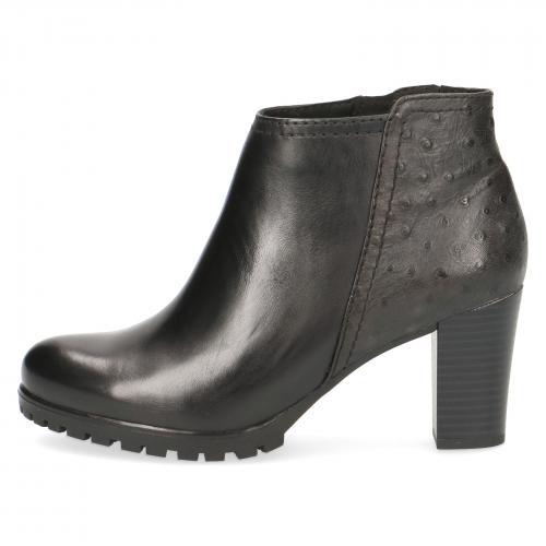 Kotníková obuv CAPRICE 25401 bl