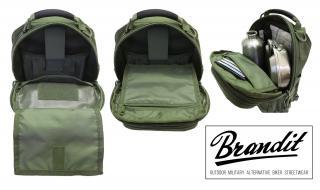 Batoh Brandit US Cooper 8036 10 EveryDayCarry Sling woodland