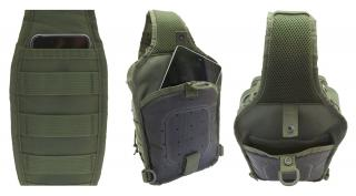 Batoh Brandit US Cooper 8036 161 EveryDayCarry Sling Tactical camo
