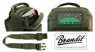 Batoh Brandit US Cooper 8036 2 EveryDayCarry Sling black