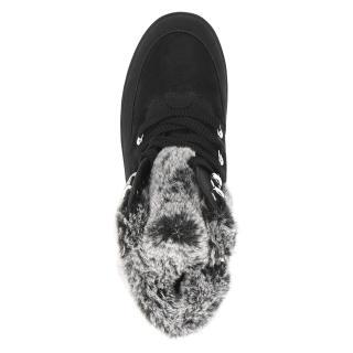 Zimní obuv CAPRICE černá 26220