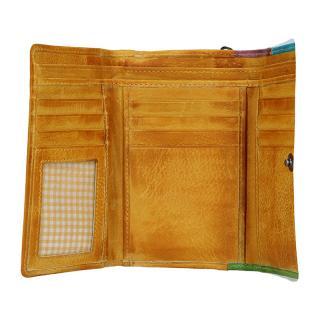 Lagen peněženka žlutá MULTI LG11/D