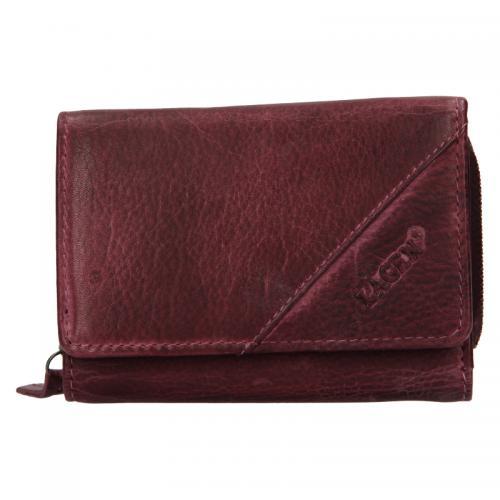 Lagen peněženka plum LG2522/D