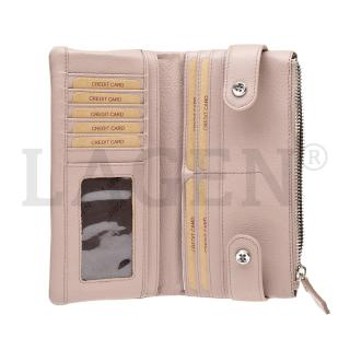 Lagen peněženka růžová 958